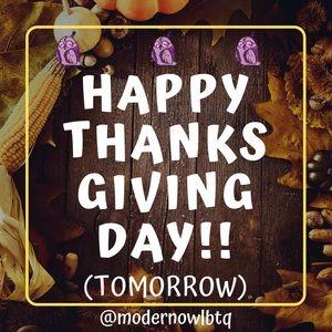 🦃 Happy Thanksgiving!! 🦃
